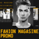 Fashion Magazine Promo