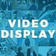 Video Display Logo Reveal
