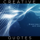 Abstract Creative Quotes