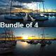Sea Boats(4 clips)