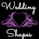New Style Wedding Lace Shapes