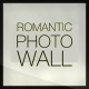 Romantic Photo Wall Gallery