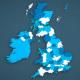 United Kingdom Map Kit