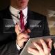 Hi-Tech Modern Businessman