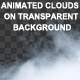 Realistically Animated Cloud Journey (2-Pack)