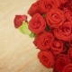 Bouquet Of Red Roses - Wedding Decoration