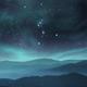 Aurora In The Night Sky