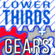 Mechanical Lower Thirds And Gears