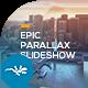 Epic Parallax Slideshow