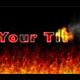 Burning Title