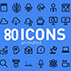 80 Animated Icons