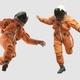 Astronaut Falling