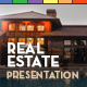 Modern & Clean Real Estate Presentation