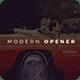 Parallax Modern Opener