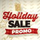 Holiday Sale Promo
