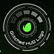 Glitched HUD Logo