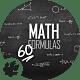 60 Math Formulas