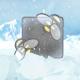 Ice Cracking Logo (Winter Opener)