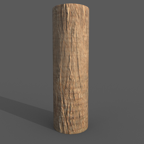 Tree Bark Procedural Substance Material