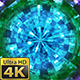 Twinkling Hi-Tech Grunge Flame Tunnel - Pack 07