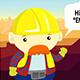 Construction Company Profile Cartoon Animated