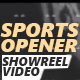 Sports Opener - Showreel Video