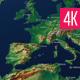 Europe Map Kit