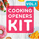 Cooking Intros / Openers - vol 1