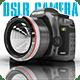 DSLR Camera Logo Reveal