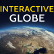 3D Interactive Earth Globe