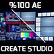 TV Studio Background