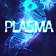 Power Light Plasma Titles 4K