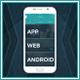 Web / App Presentation - Andorid