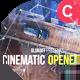 Inspire Cinematic Opener