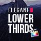 Elegant Lower Thirds FCPX