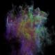 RGB Magical Smoke Explosion