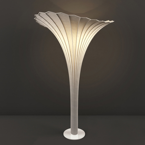 Vray Ready Modern Decorative Table Lamp