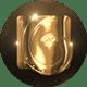 Elegant Gold Logo Reveal