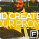 Brushed Slides - Promo Kit