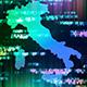 Digital Italy Map