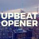 Upbeat Opener