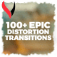 Distortion Transitions