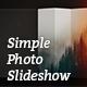 Simple Photo Slideshow