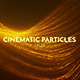 Cinematic Particles Titles