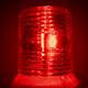 Red Alarm Light Flashing