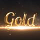 Elegant Gold Ttitles