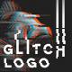 Fish Glitch Logo Reveal