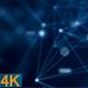 High-Tech Digital Lines Background 4K