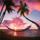 Beautiful Vacation Sunset