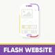 Flash Website Promo